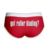 got blades? Women's Boy Brief