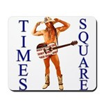 NAKED COWBOY Mousepad