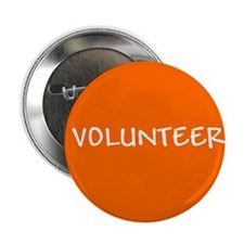 "Cute Volunteer 2.25"" Button (10 pack)"