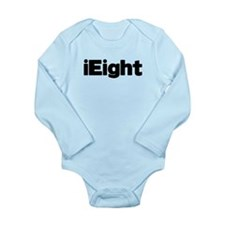 iEight Long Sleeve Infant Bodysuit