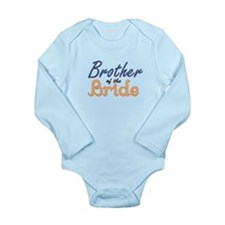 Brother of the Bride Onesie Romper Suit