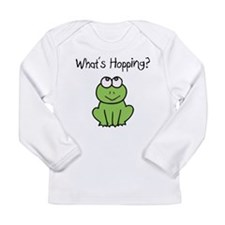 What's Hopping? Long Sleeve Infant T-Shirt