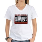 Pike Side Show Women's V-Neck T-Shirt