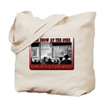 Pike Side Show Tote Bag