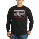 Pike Side Show Long Sleeve Dark T-Shirt