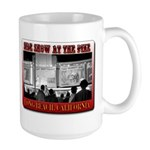Pike Side Show Large Mug