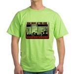 Pike Side Show Green T-Shirt