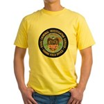NCIS Hawaii Yellow T-Shirt