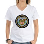 NCIS Hawaii Women's V-Neck T-Shirt