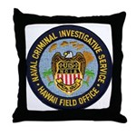 NCIS Hawaii Throw Pillow