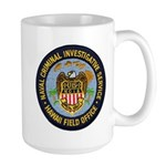 NCIS Hawaii Large Mug