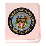 NCIS Hawaii Infant Blanket