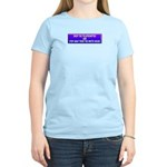 Drop The Teleprompter Women's Light T-Shirt