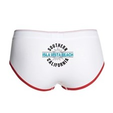 Isla Vista California Women's Boy Brief