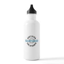 Isla Vista California Sports Water Bottle