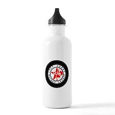 Left Coast Hockey Water Bottle