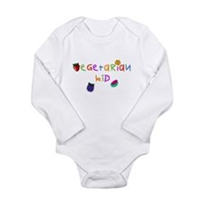 Cute Rotem Long Sleeve Infant Bodysuit