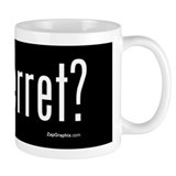 Got Ferret Mug (Black)