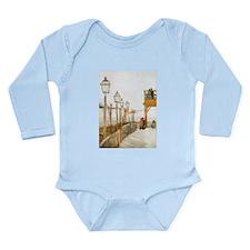 Van Gogh Montmartre Long Sleeve Infant Bodysuit