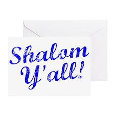 Shalom, Y'all! Greeting Card