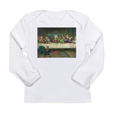 The Last Supper Long Sleeve Infant T-Shirt