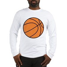 Basketball Belly Long Sleeve T-Shirt