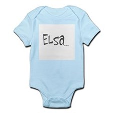 Elsa Infant Creeper