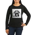 American Indian Women's Long Sleeve Dark T-Shirt