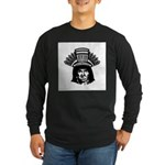 American Indian Long Sleeve Dark T-Shirt