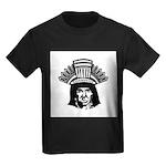 American Indian Kids Dark T-Shirt
