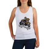 Unique Quads Women's Tank Top