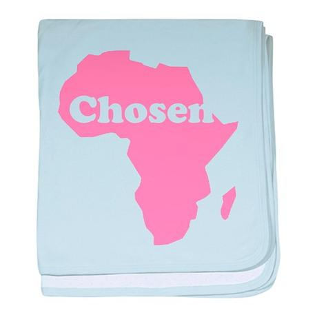 Chosen (Africa) Infant Blanket