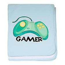 Gamer (Video Game Controller) Infant Blanket