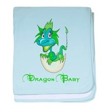 Dragon Baby Infant Blanket