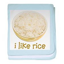 Rice Infant Blanket