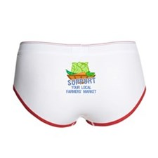 Farmers Market Women's Boy Brief