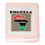 Kwanzaa Blood People Land Des Infant Blanket