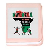 Kwanzaa (Blood, People, Land) Infant Blanket