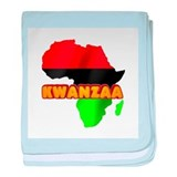 Kwanzaa Africa Infant Blanket