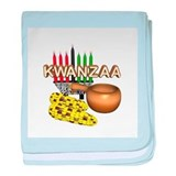 Kwanzaa Traditions Infant Blanket
