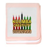 Kuumba (Creativity) Kinara Infant Blanket