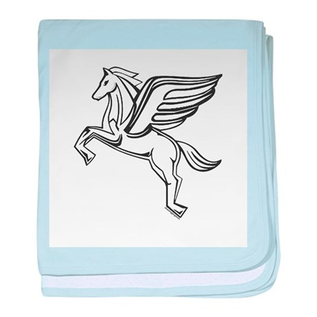 Chasing Pegasus Infant Blanket