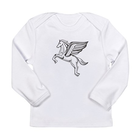 Chasing Pegasus Long Sleeve Infant T-Shirt