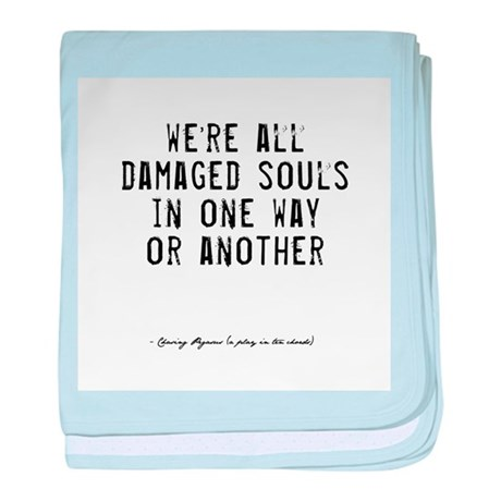 Souls Quote Infant Blanket