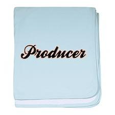 Producer Baseball Infant Blanket