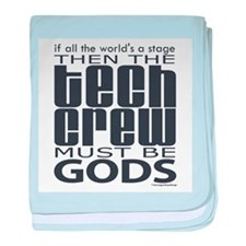 Tech Crew Gods Infant Blanket
