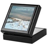 Beach Keepsake Box - Snow