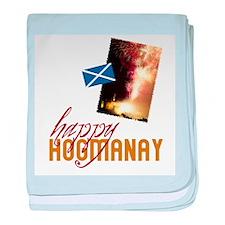Hogmanay Infant Blanket