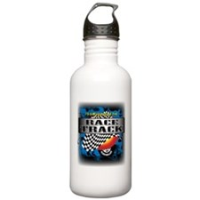 Race Track Water Bottle