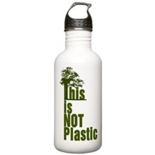 Not Plastic Water Bottle